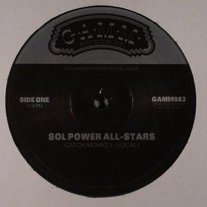 SOL POWER ALL STARS - Catch Monkey