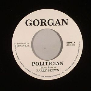 BROWN, Barry/THE AGGROVATORS - Politician