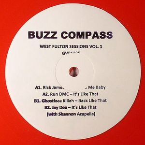 BUZZ COMPASS - West Fulton Sessions Vol 1