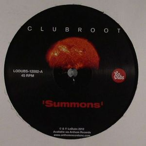 CLUBROOT - Summons EP