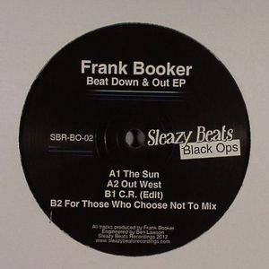 BOOKER, Frank - Beat Down & Out EP