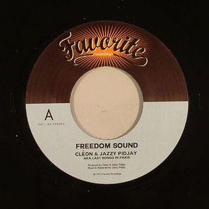 CLEON/JAZZY PIDJAY aka LAST BONGO IN PARIS - Freedom Sound
