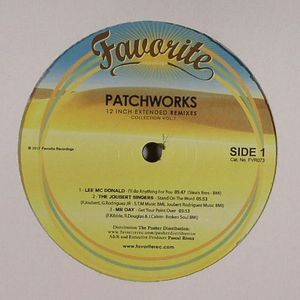 PATCHWORKS - 12 Inch Extended Remixes Collection Vol 1