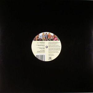 2 BEARS, The/KIM ENGLISH/IZ & DIZ/BLACK DEVIL DISCO CLUB - One Love Sampler