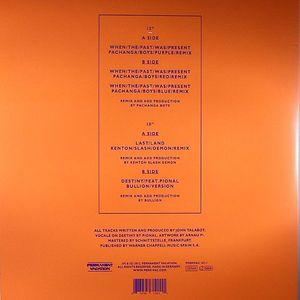 TALABOT, John - Fin Remixes Vol 1