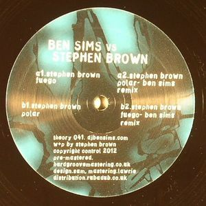 SIMS, Ben vs STEPHEN BROWN - Fuego/Polar