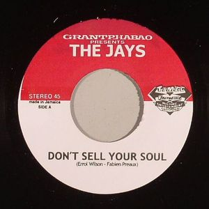 PHABAO, Grant presents THE JAYS - Don't Sell Your Soul