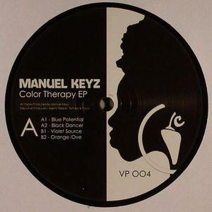 KEYZ, Manuel - Color Therapy EP