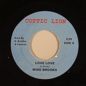 BROOKS, Mike - Love Love