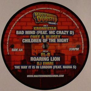 KROMESTAR/CHEF &BLUSEY/EL-B/DJ ENME - Mastermindz Of Dubstep Volume 1
