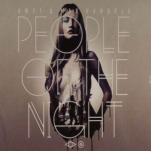 AN21/MAX VANGELI - People Of The Night