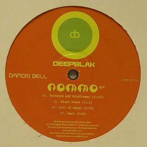 BELL, Damon - Nommo EP