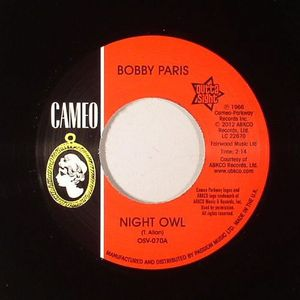 PARIS, Bobby - Night Owl