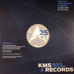 REESE/SANTONIO - KMS 25th Anniversary Classics: Vinyl Sampler 9