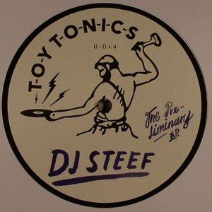 DJ STEEF - The Preliminary EP