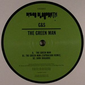 G & S - The Green Man