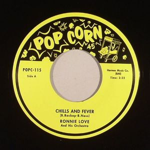LOVE, Ronnie/KNOCKOUTS - Chills & Fever