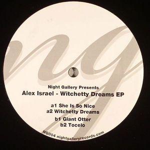 ISRAEL, Alex - Wichetty Dreams EP