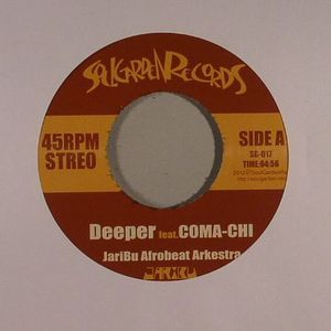 JARIBU AFROBEAT ARKESTRA - Deeper