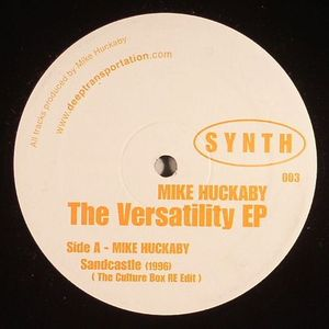 HUCKABY, Mike - The Versatility EP