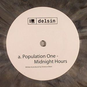POPULATION ONE aka TERRENCE DIXON - Midnight Hours
