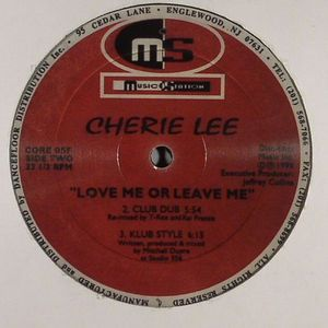 LEE, Cherie - Love Me Or Leave Me