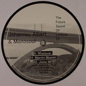 ALBERT, Johannes/MONOSOUL - The Future Sound Of Limburg EP
