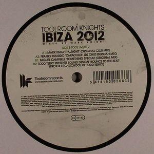 KNIGHT, Mark/FRANKY RIZARDO/MIGUEL CAMPBELL/TODD TERRY presents SOUND DESIGN - Ibiza 2012 Vol 1 Sampler 1/2
