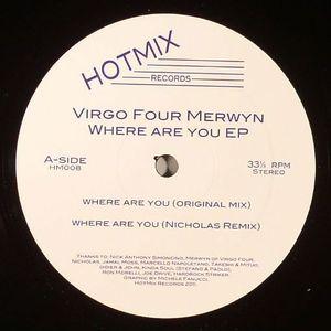 VIRGO FOUR MERWIN - Where Are You?