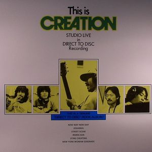 CREATION - This Creation: Studio Live In Direct Disc Recording