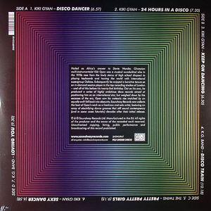 GYAN, Kiki - 24 Hours In A Disco 1978-82