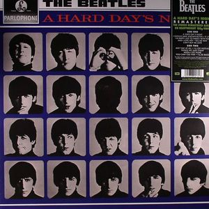 BEATLES, The - A Hard Day's Night (remastered)