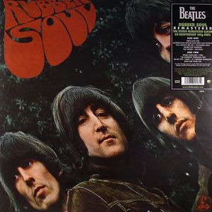 BEATLES, The - Rubber Soul (remastered)