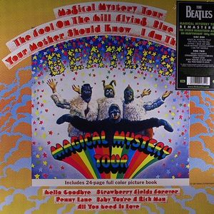BEATLES, The - Magical Mystery Tour (remastered)