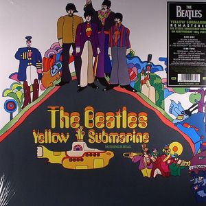 BEATLES, The - Yellow Submarine (remastered)