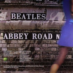BEATLES, The - Abbey Road (remastered)