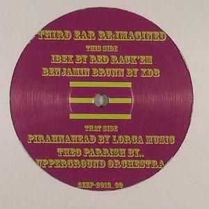 IBEX/BENJAMIN BRUNN/PIRAHNAHEAD/THEO PARRISH - Third Ear Re Imagined
