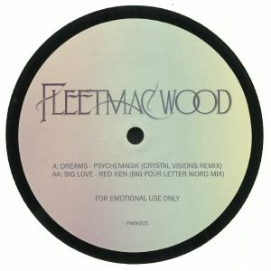 PSYCHEMAGIK/RED KEN - Fleetmac Wood