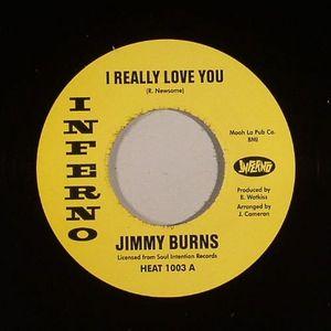 BURNS, Jimmy - I Really Love You