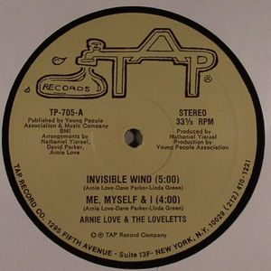 LOVE, Arnie/THE LOVETTES - Invisible Wind