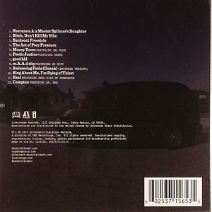 LAMAR, Kendrick - Good Kid Maad City