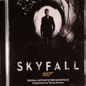NEWMAN, Thomas - Skyfall Soundtrack