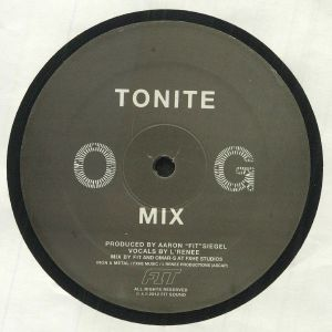 SIEGEL, Aaron Fit feat L'RENEE - Tonite (mixes)