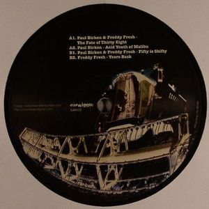 BIRKEN, Paul/FREDDY FRESH - Midwest Whippersnappers EP