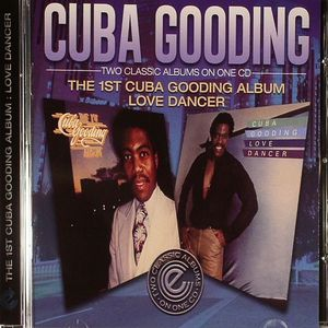 GOODING, Cuba - The 1st Cuba Gooding Album: Love Dancer