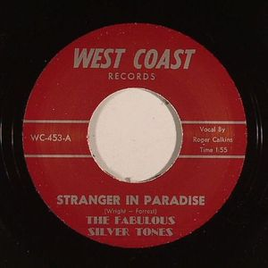 FABULOUS SILVER TONES, The - Stranger In Paradise