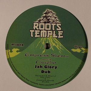 EMPRESS SHEMA meets CHAZBO - Jah Glory