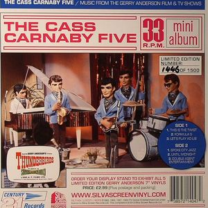 ANDERSON, Gerry/BARRY GRAY - The Cass Carnaby Five