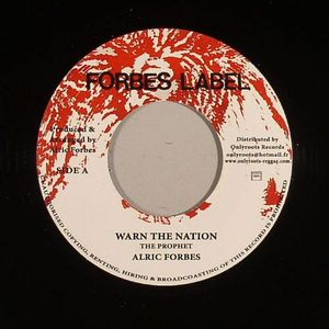 FORBES, Alric - Warn The Nation