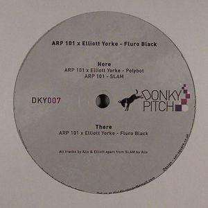 ARP 101/ELLIOTT - Fluro Black